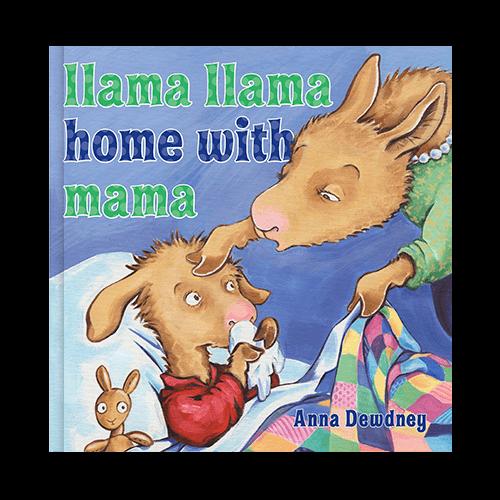Books - Anna Dewdney's Llama Llama